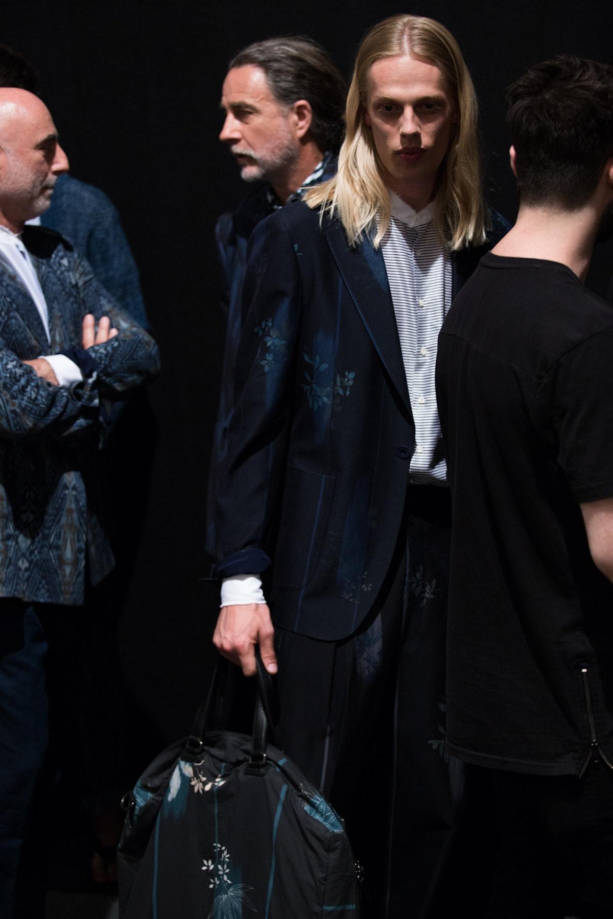 Etro Milan Men's Fashion Week Spring 2017