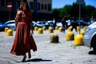 Milan Men's Street Style Spring 2017 Day 3