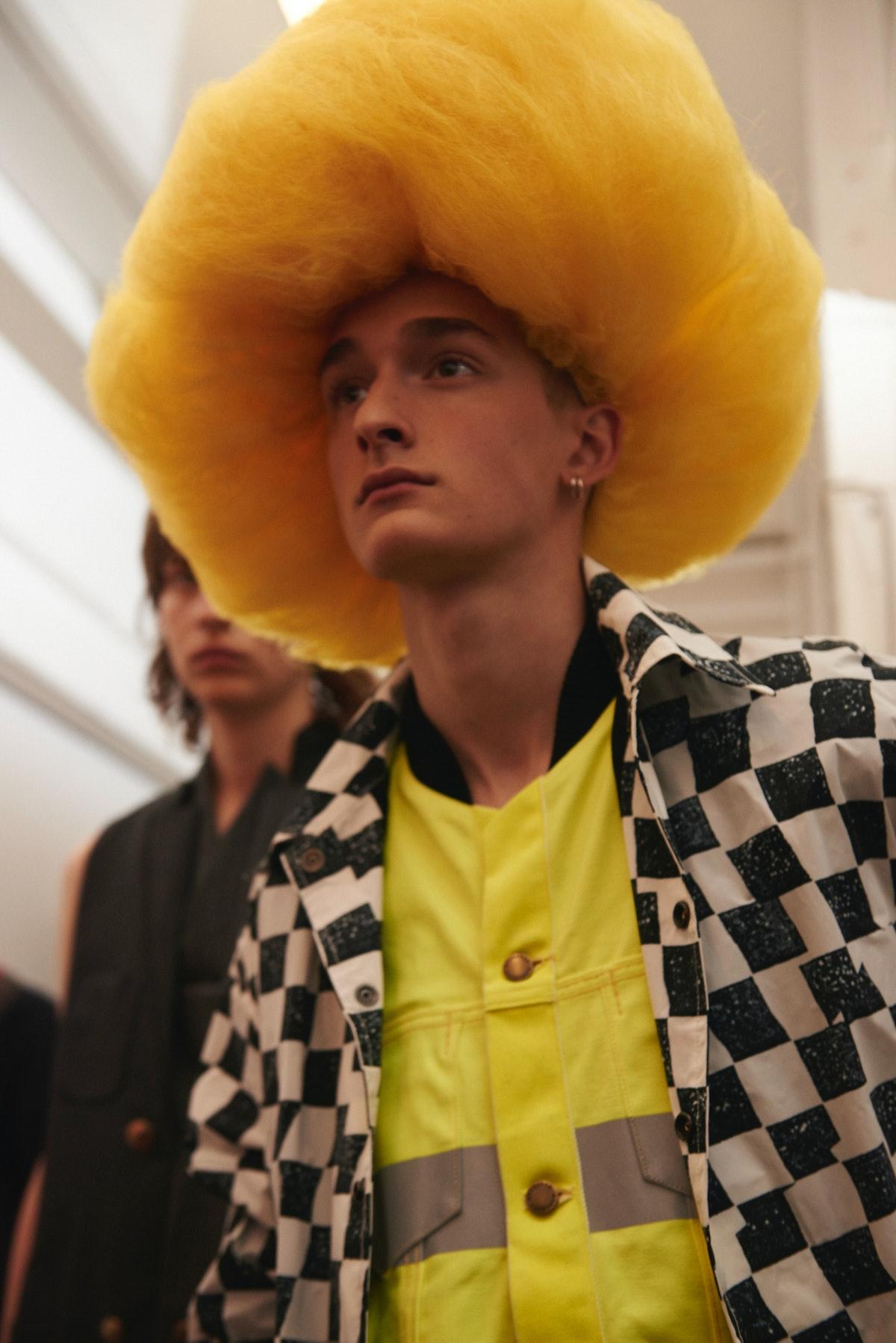 Facetasm Paris Men's Fashion Week Spring 2017