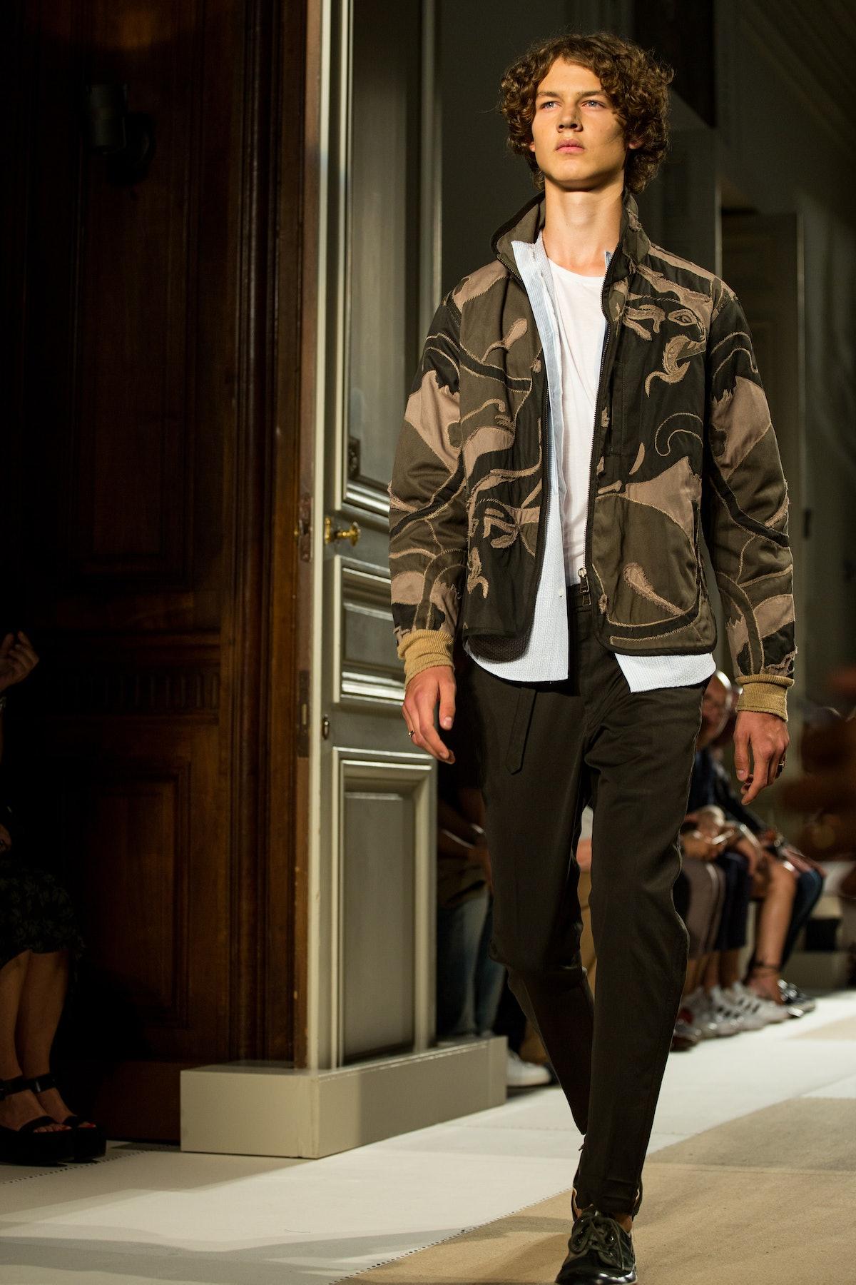 Valentino Paris Men's Fashion Week Spring 2017