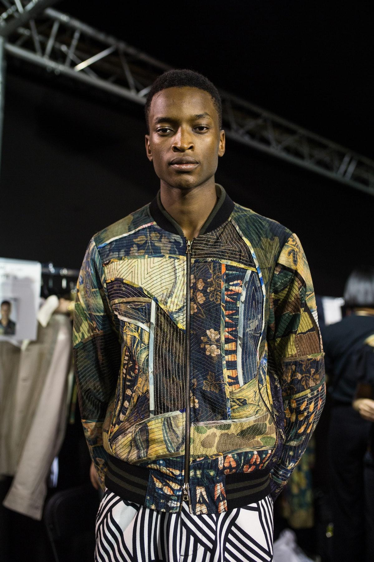 Dries Van Noten Paris Men's Fashion Week Spring 2017