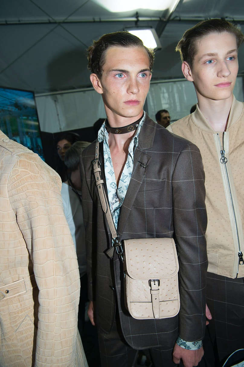 Louis Vuitton Paris Men's Fashion Week Spring 2017