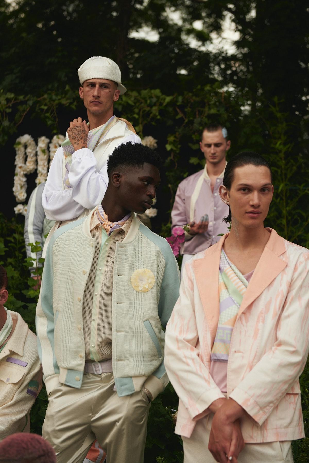 Pigalle Paris Men's Fashion Week Spring 2017