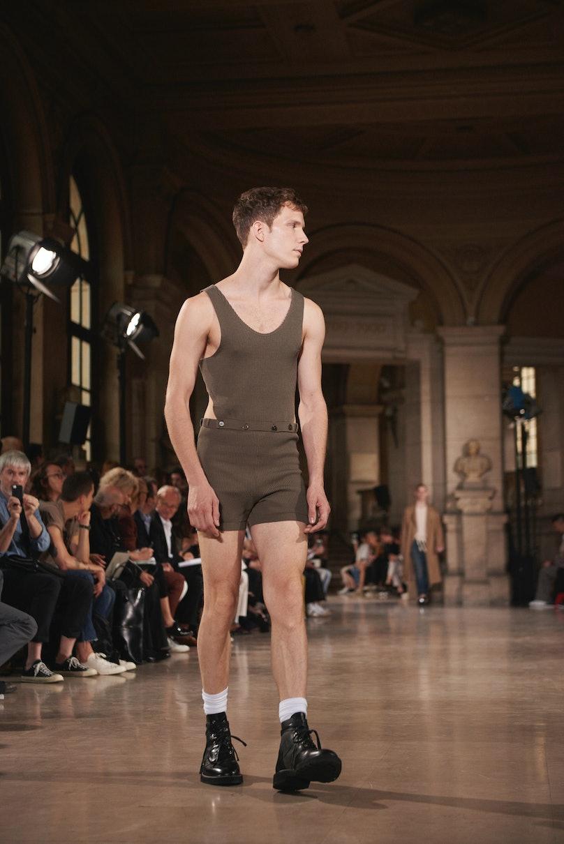 Maison Margiela Paris Men's Fashion Week Spring 2017