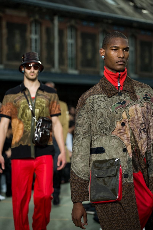 Givenchy Paris Men's Fashion Week Spring 2017
