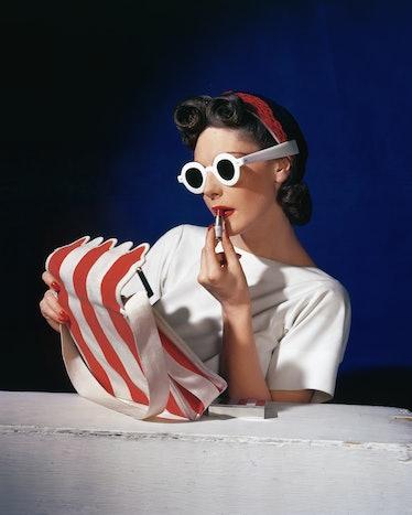 Muriel Maxwell, American Vogue, 1939_ Conde Nast, NastHorst Estate