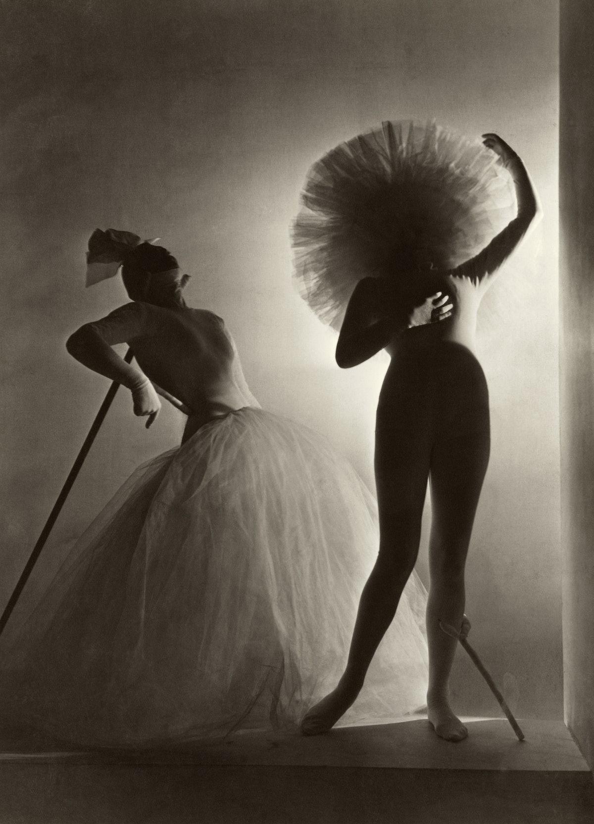Salvador Dali's costumes for Leonid Massine's ballet Bacchanale, 1939 --« Conde Nast, Horst Estate