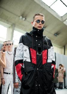 Dior Homme Paris Men's Fashion Week Spring 2017