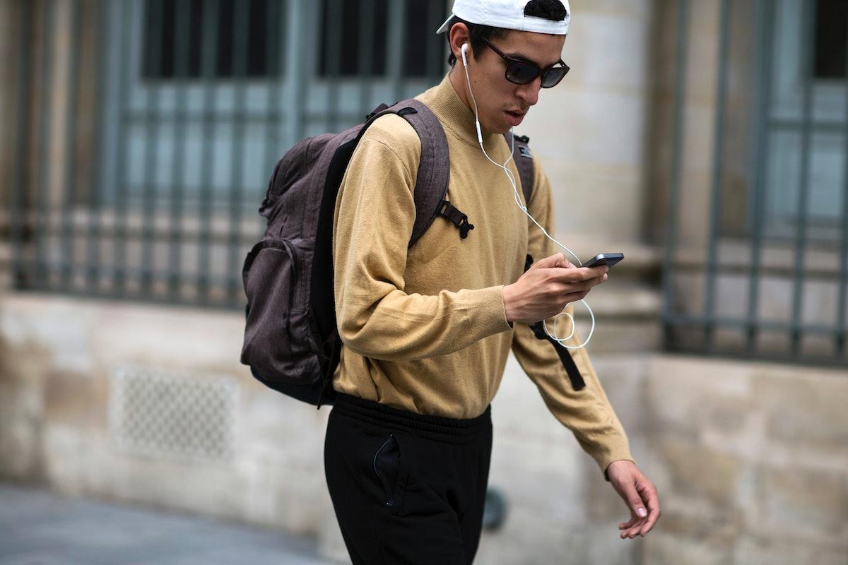 Paris Men's Street Style Spring 2017 Day 3