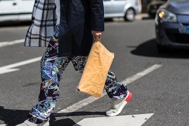 Paris Men's Street Style Spring 2017 Day 4
