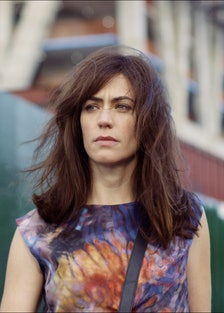 A WOMAN, A PART Maggie Siff Photo by Chris Dapkins 2
