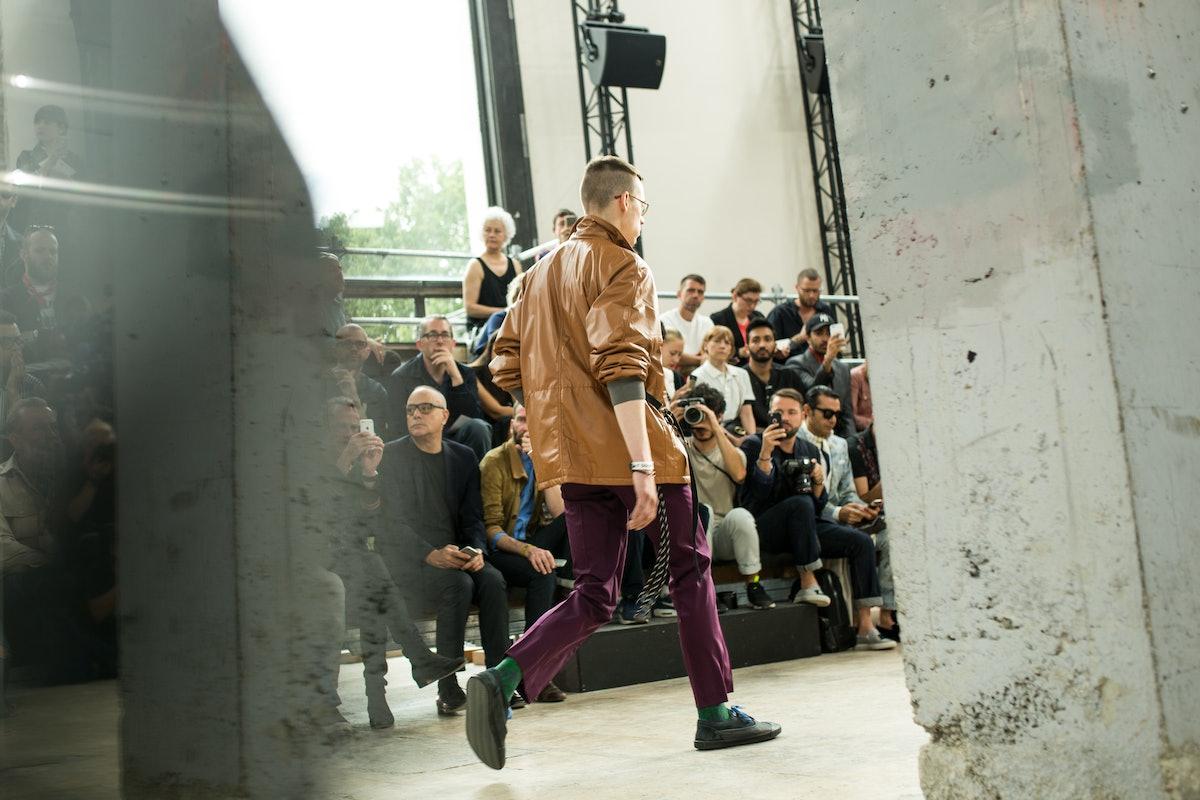 Lanvin Paris Men's Fashion Week Spring 2017