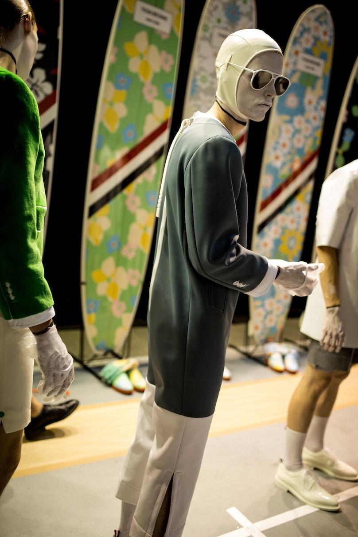 Thom Browne Paris Men's Fashion Week Spring 2017