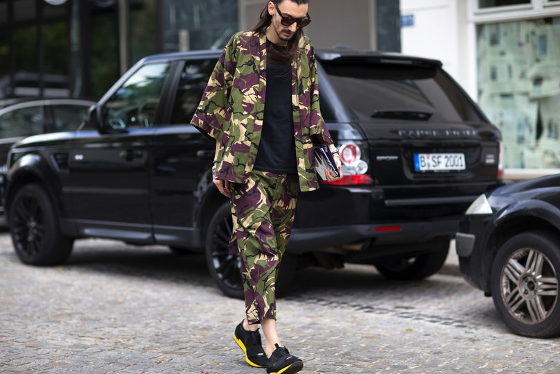 Berlin Fashion Week Street Style