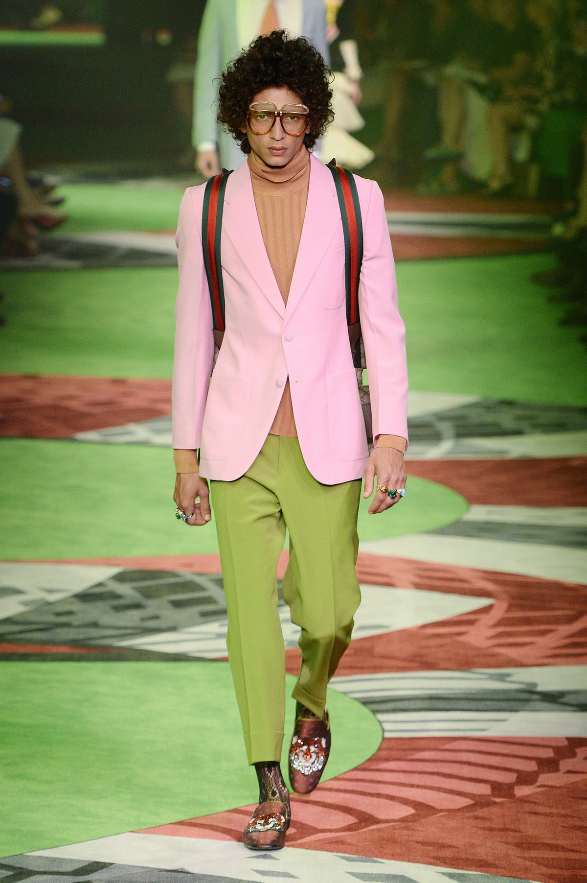 10 Grooming Lessons We Learned From The Men's Spring 2017 Shows