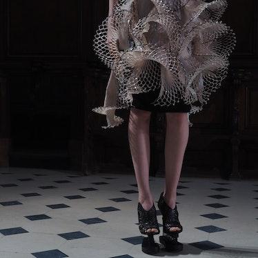 Iris Van Harpen Haute Couture Fashion Week Fall 2017