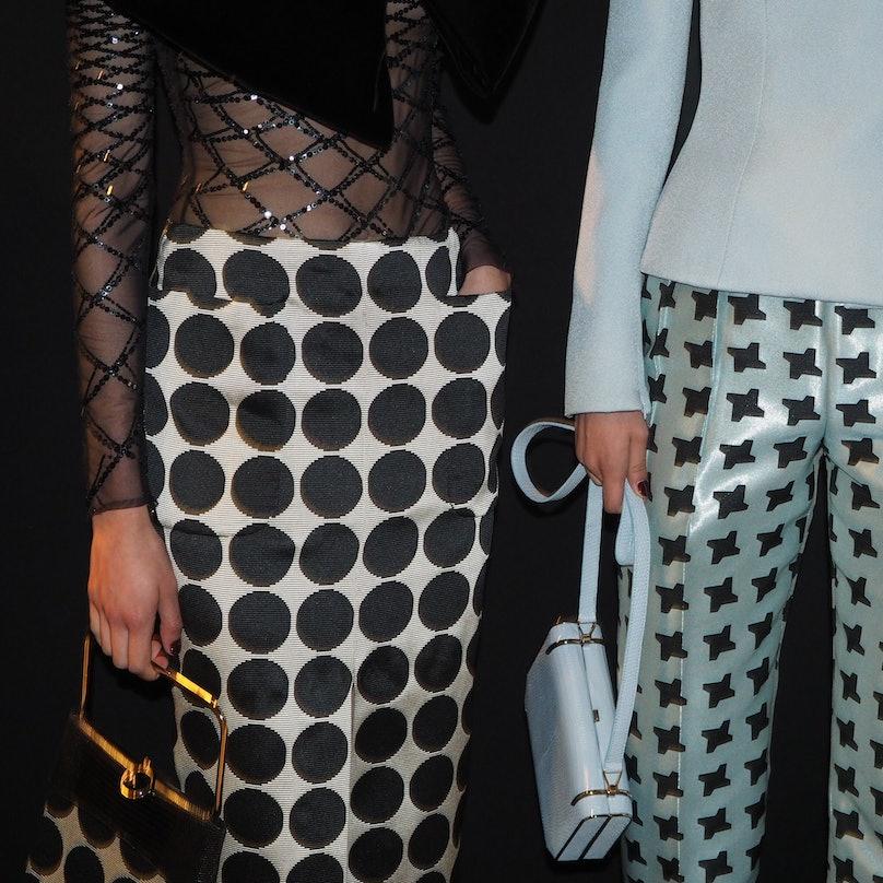 Armani Privé Haute Couture Fashion Week Fall 2017