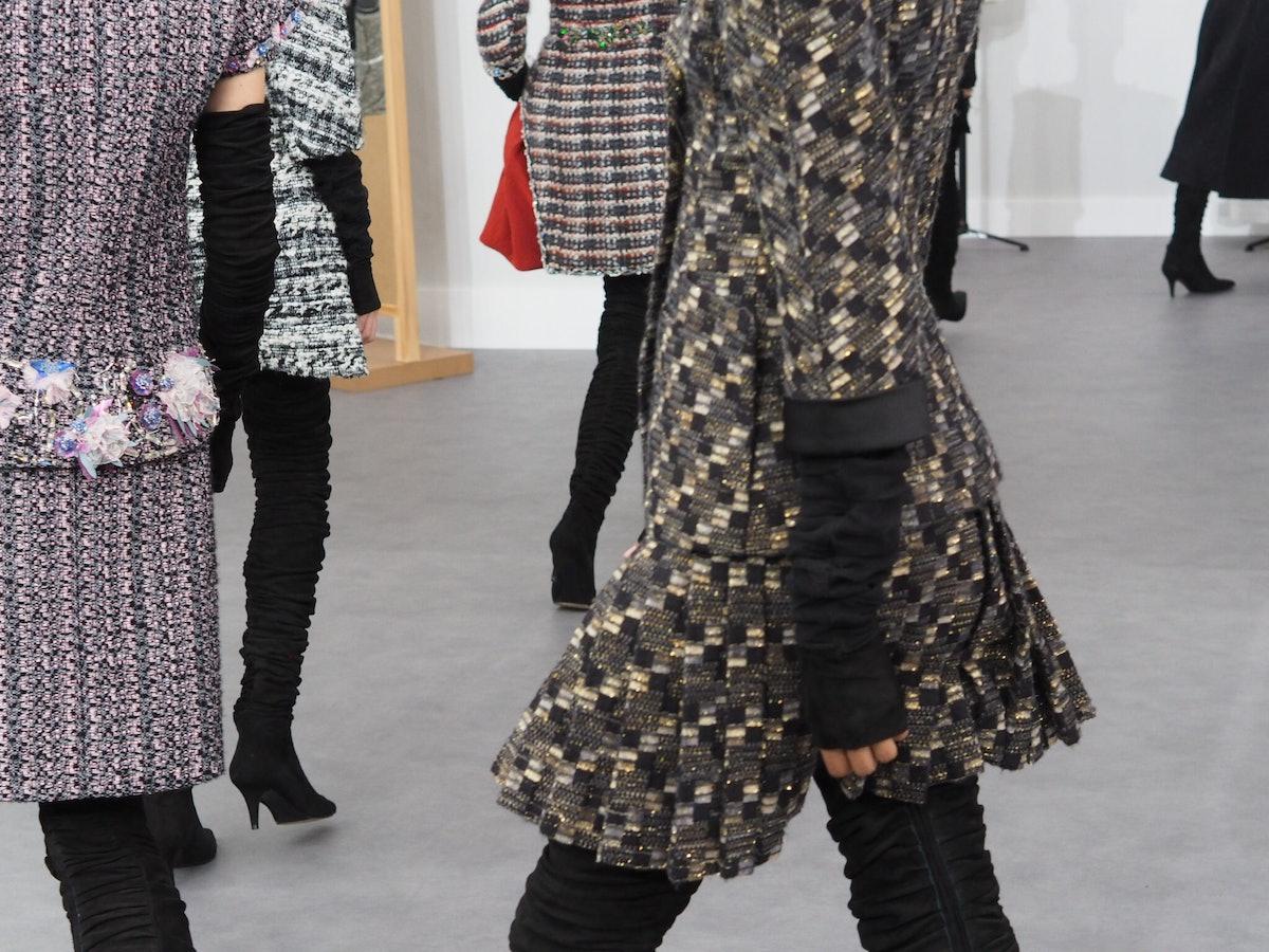 Chanel Haute Couture Fashion Week Fall 2017