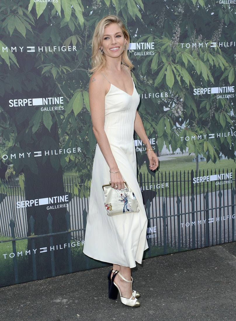 The Serpentine Summer Party Co-Hosted By Tommy Hilfiger - Arrivals