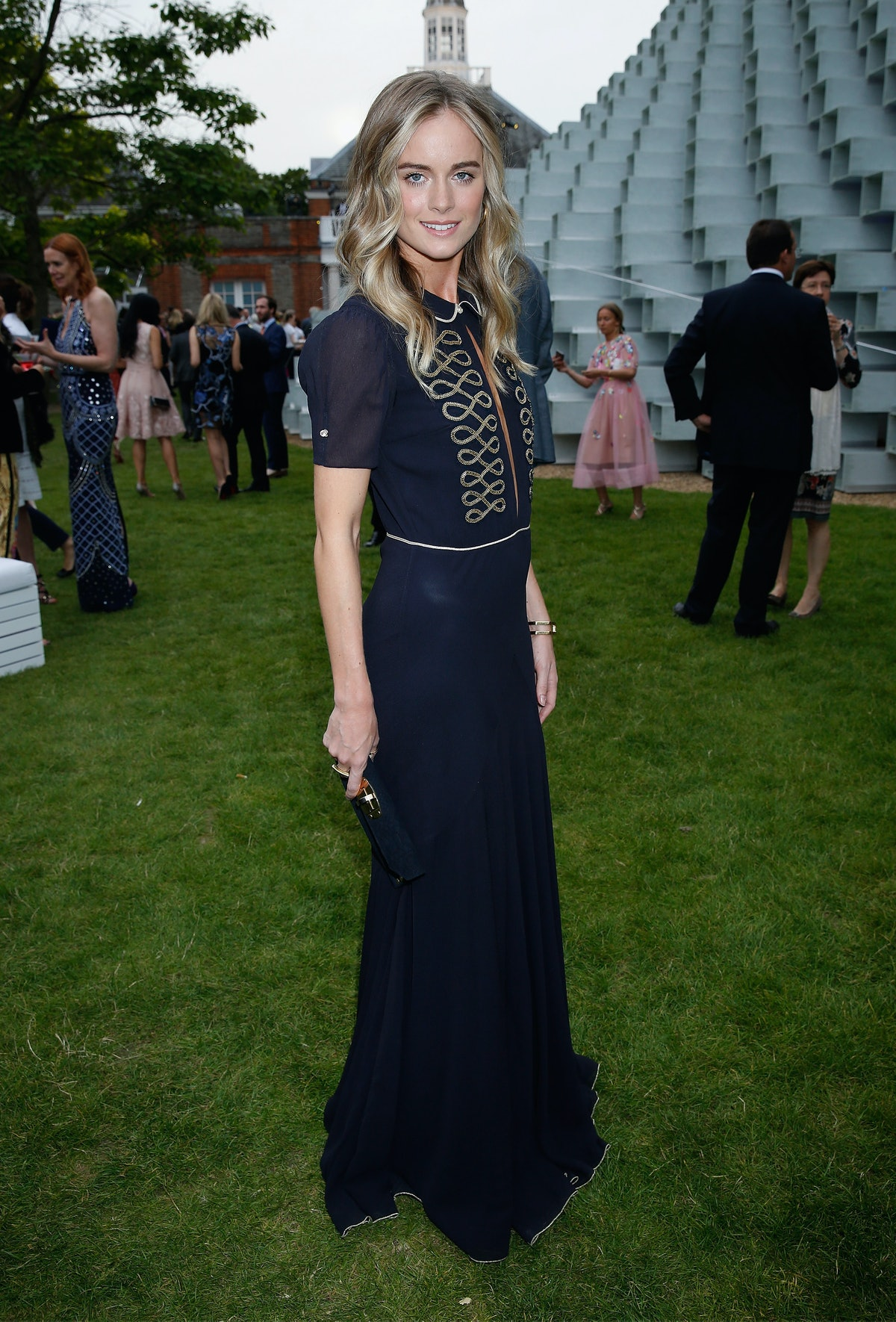 The Serpentine Summer Party Co-Hosted By Tommy Hilfiger - Inside