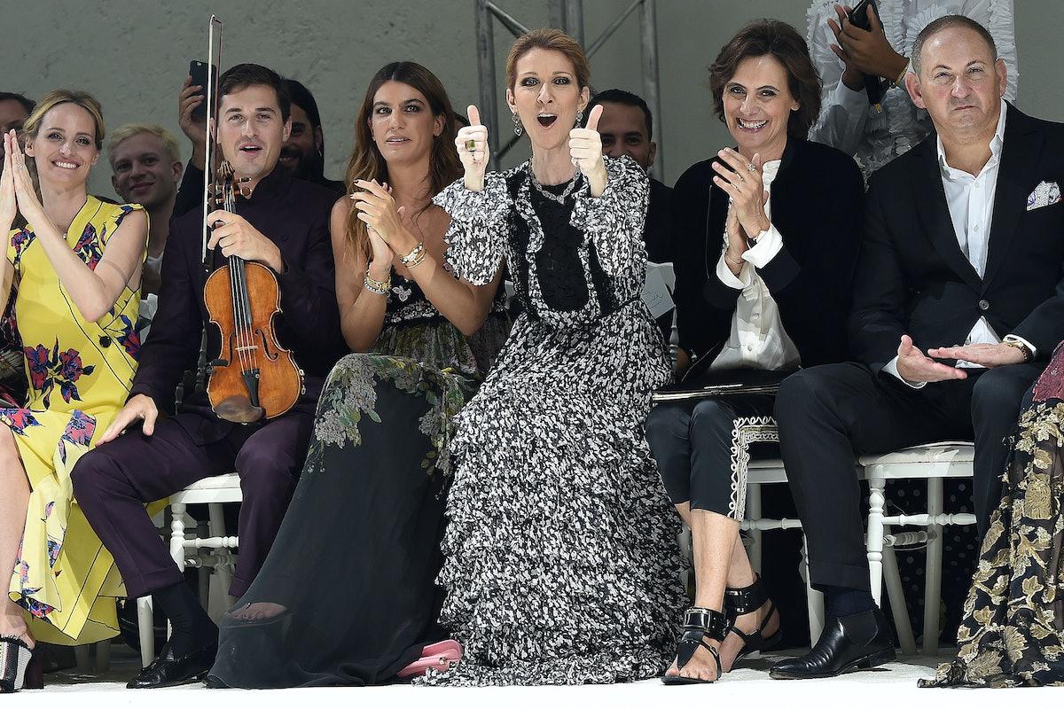 Celine Dion Couture