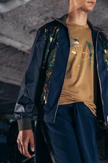 Perry Ellis New York Men's Fashion Week Spring 2017