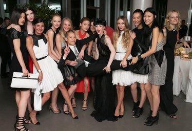 A Summer Soiree to benefit ACRIA hosted by JASON WU - DINNER