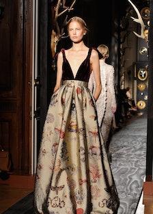 Valentino: Runway - Paris Fashion Week Haute-Couture F/W 2013-2014