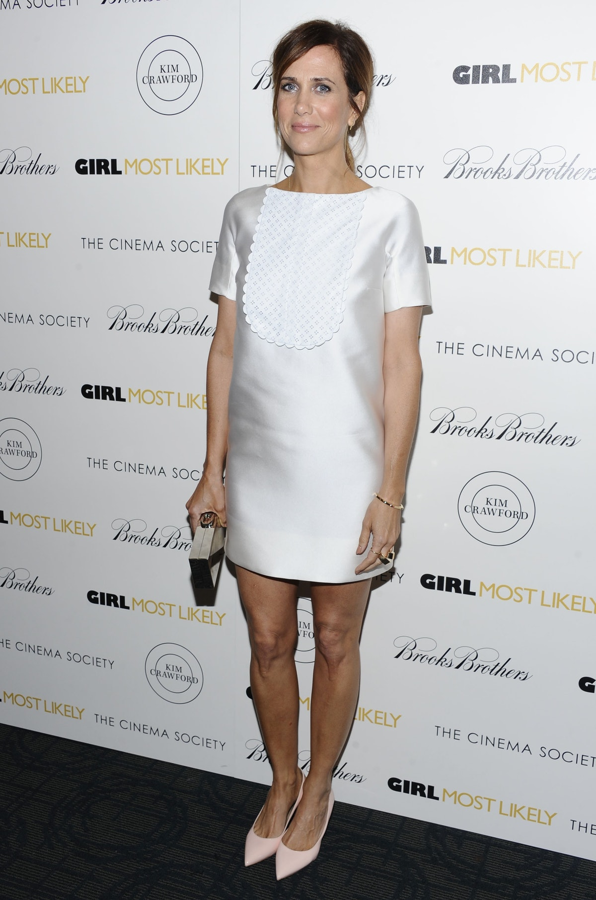 Kristen Wiig: Best Dressed in White