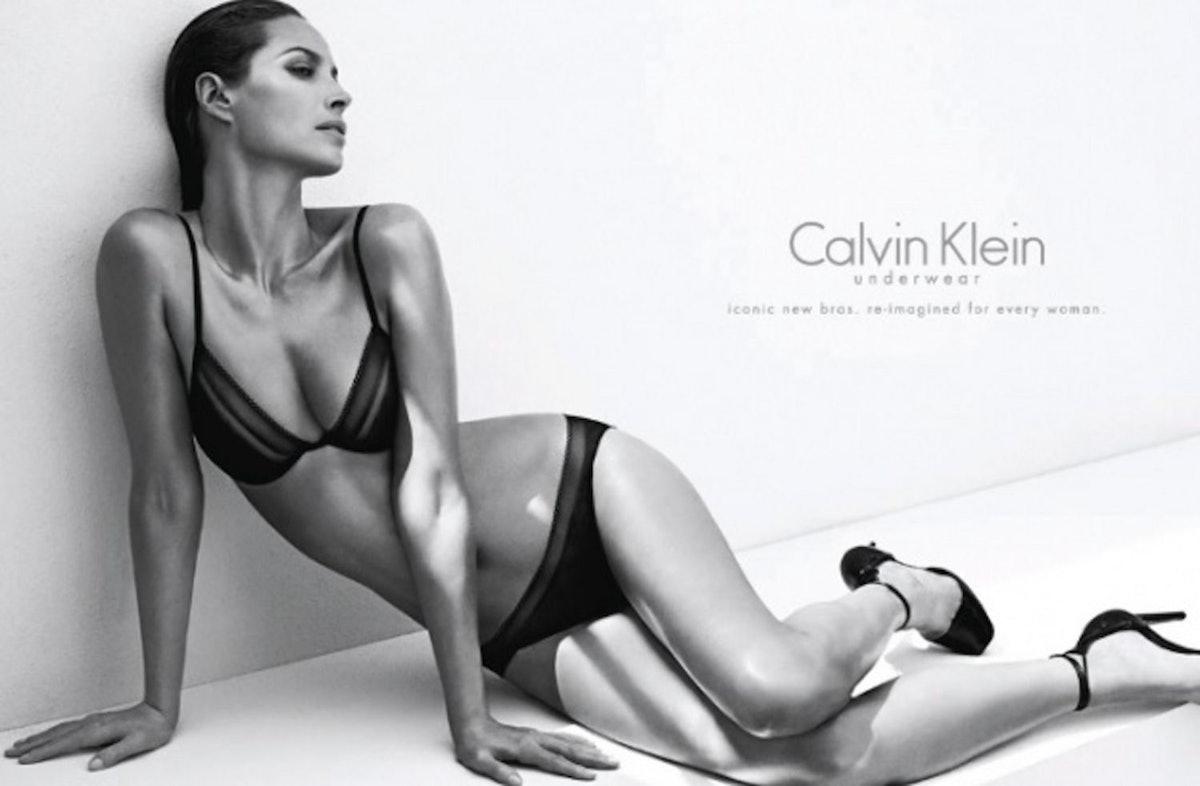 Christy Turlington Calvin Klein
