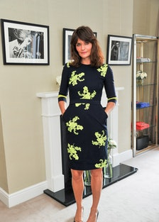 faar-Helena-Christensen-wearing-Preen-dress-exclusive-to-MATCHESFASHION.COM