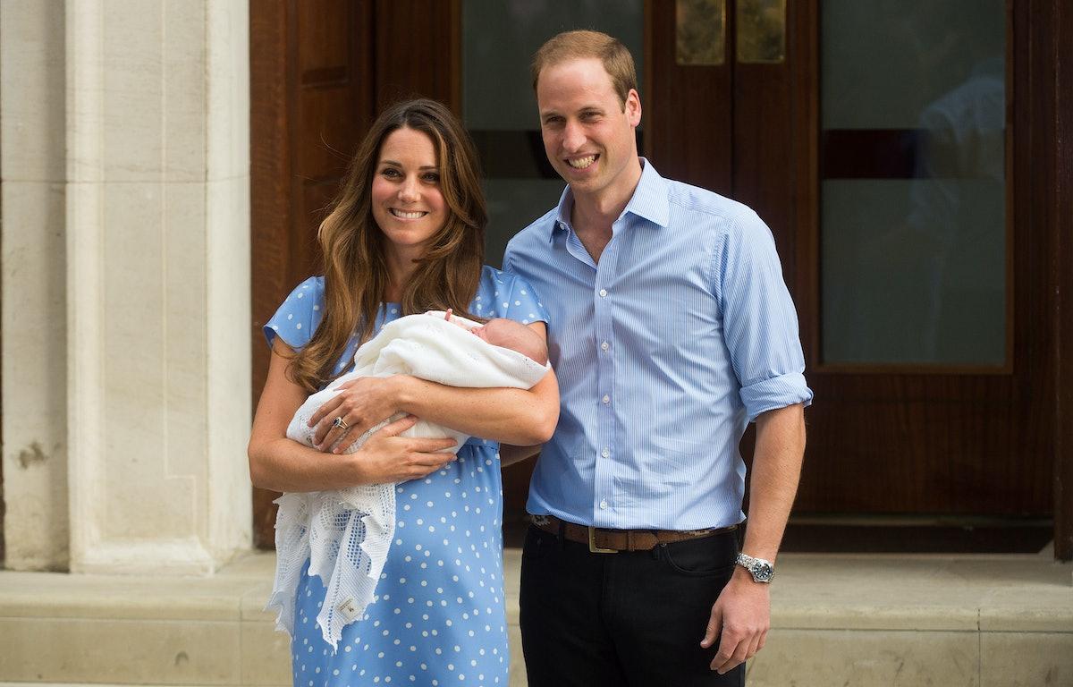 Royal Baby George