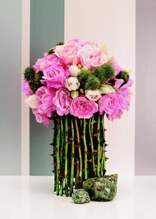Flowers by Oscar Mora