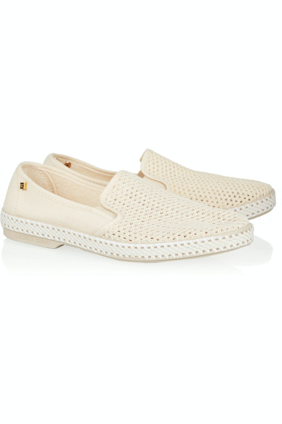acar-RIVIERAS-canvas-slip-on-shoes