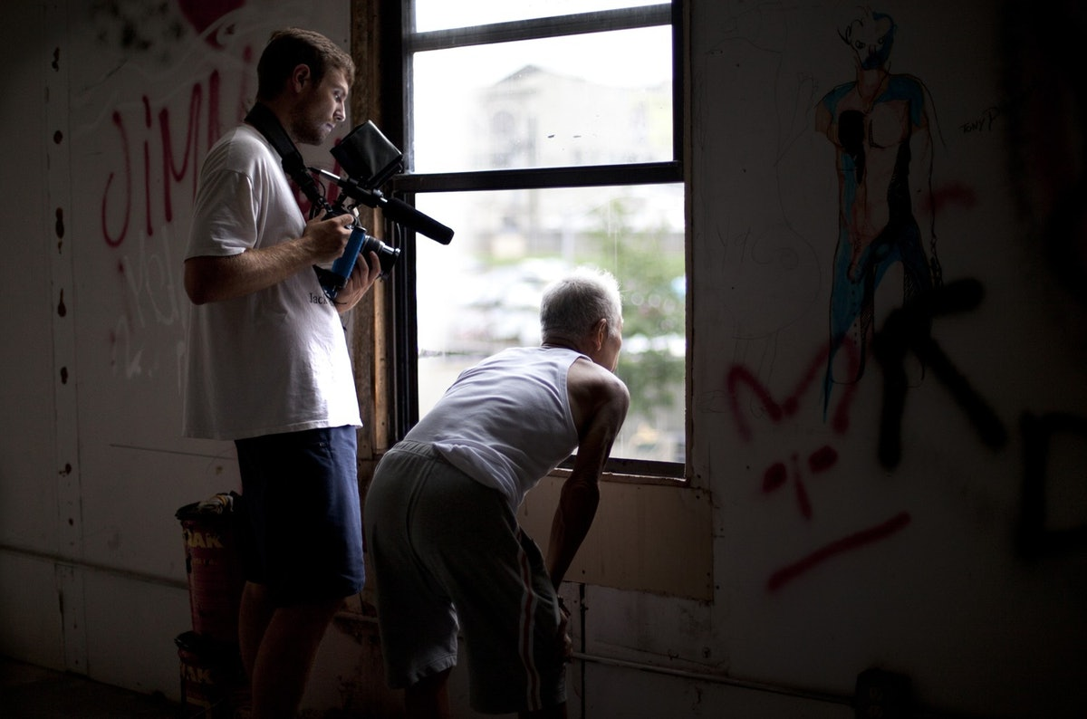 CUTIE_Zachary_Heinzerling_Ushio_Shinohara_filming