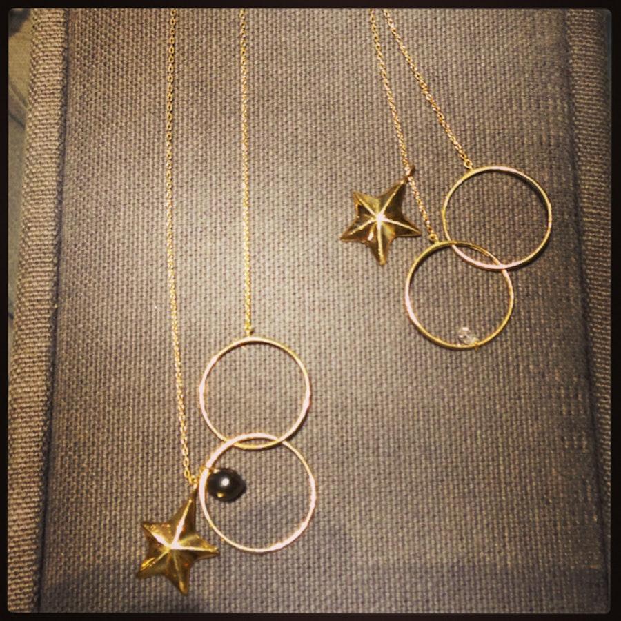 Inez & Vinoodh's jewelry at Barneys