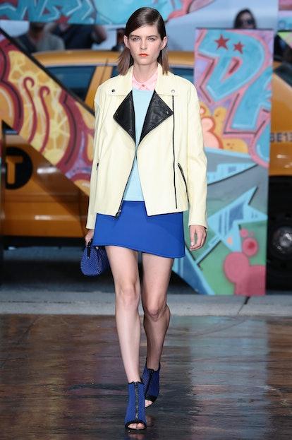 dkny-spring-2014-blue-skirt