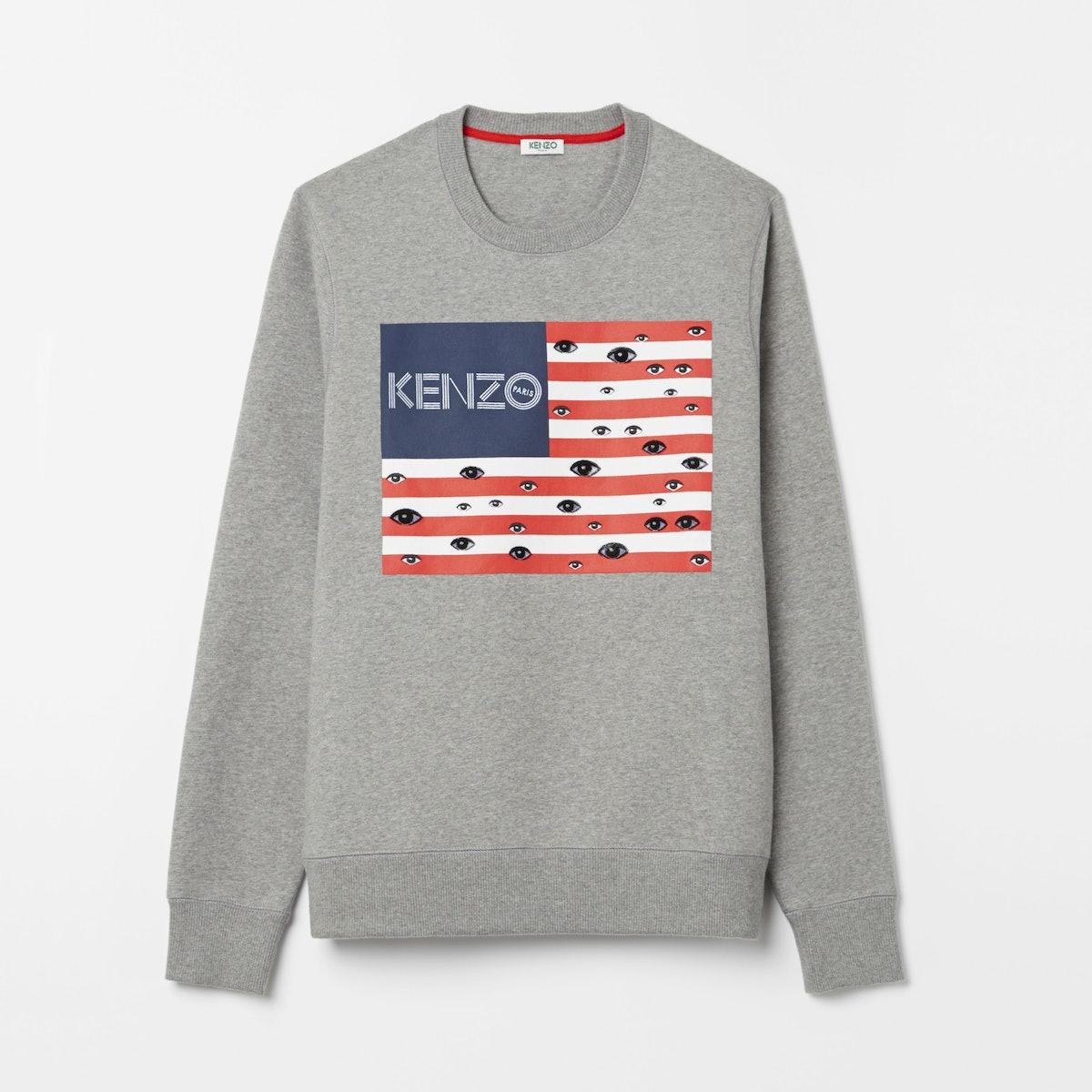 Kenzo x TOILETPAPER sweatshirt