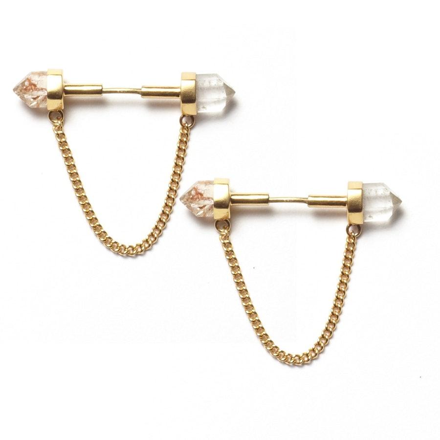 ManiaMania Epoque Earrings