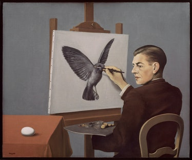 MoMA_Magritte_Clairvoyance