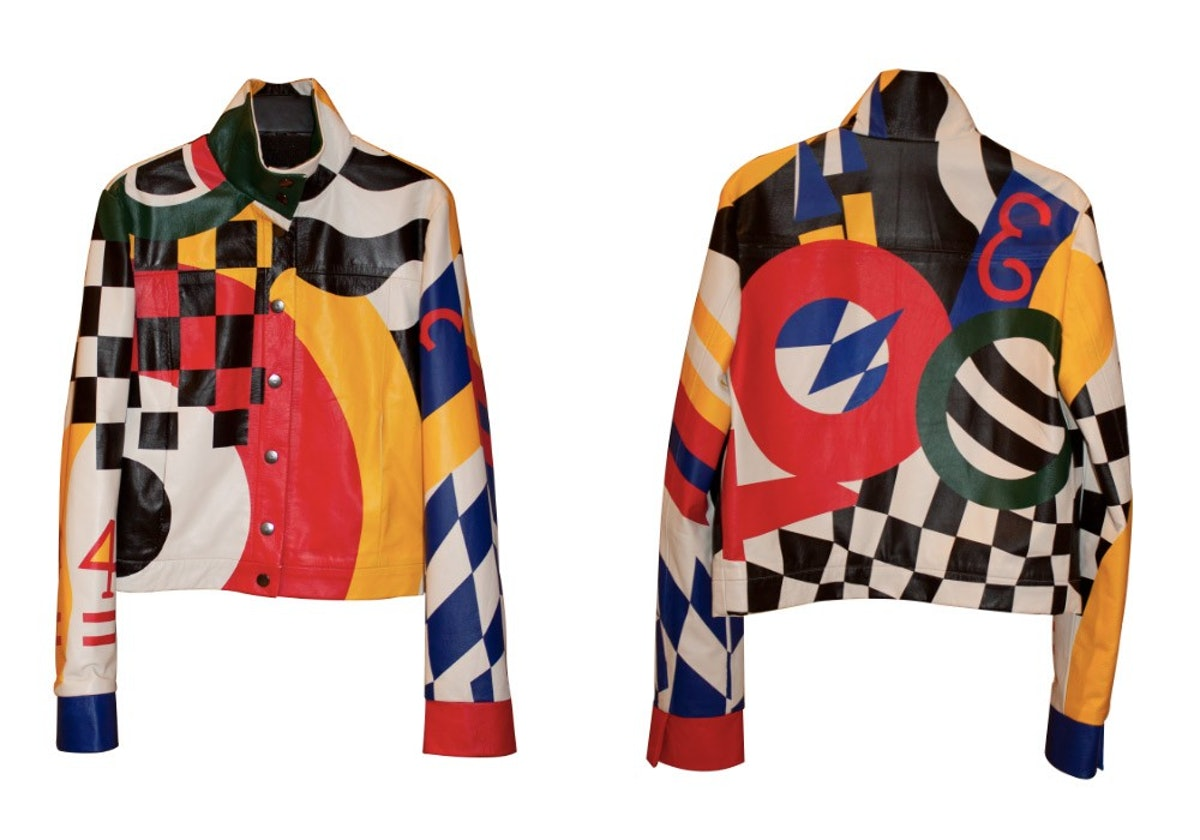lisa-perry-colorful-jacket