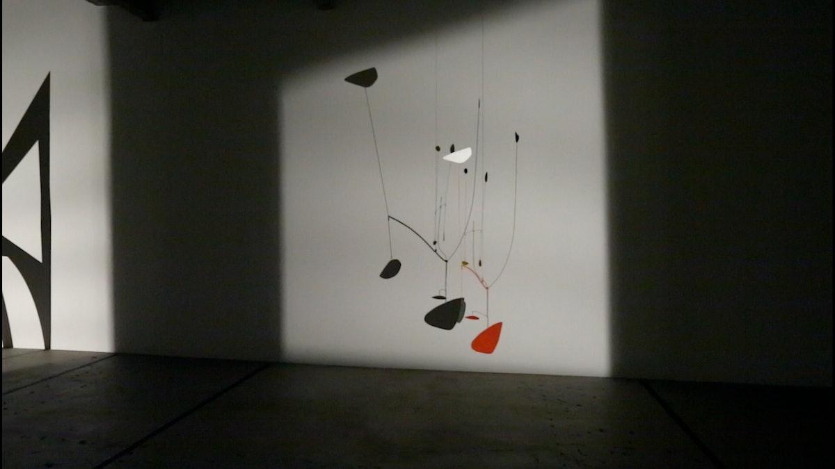 Alexander Calder Shadows