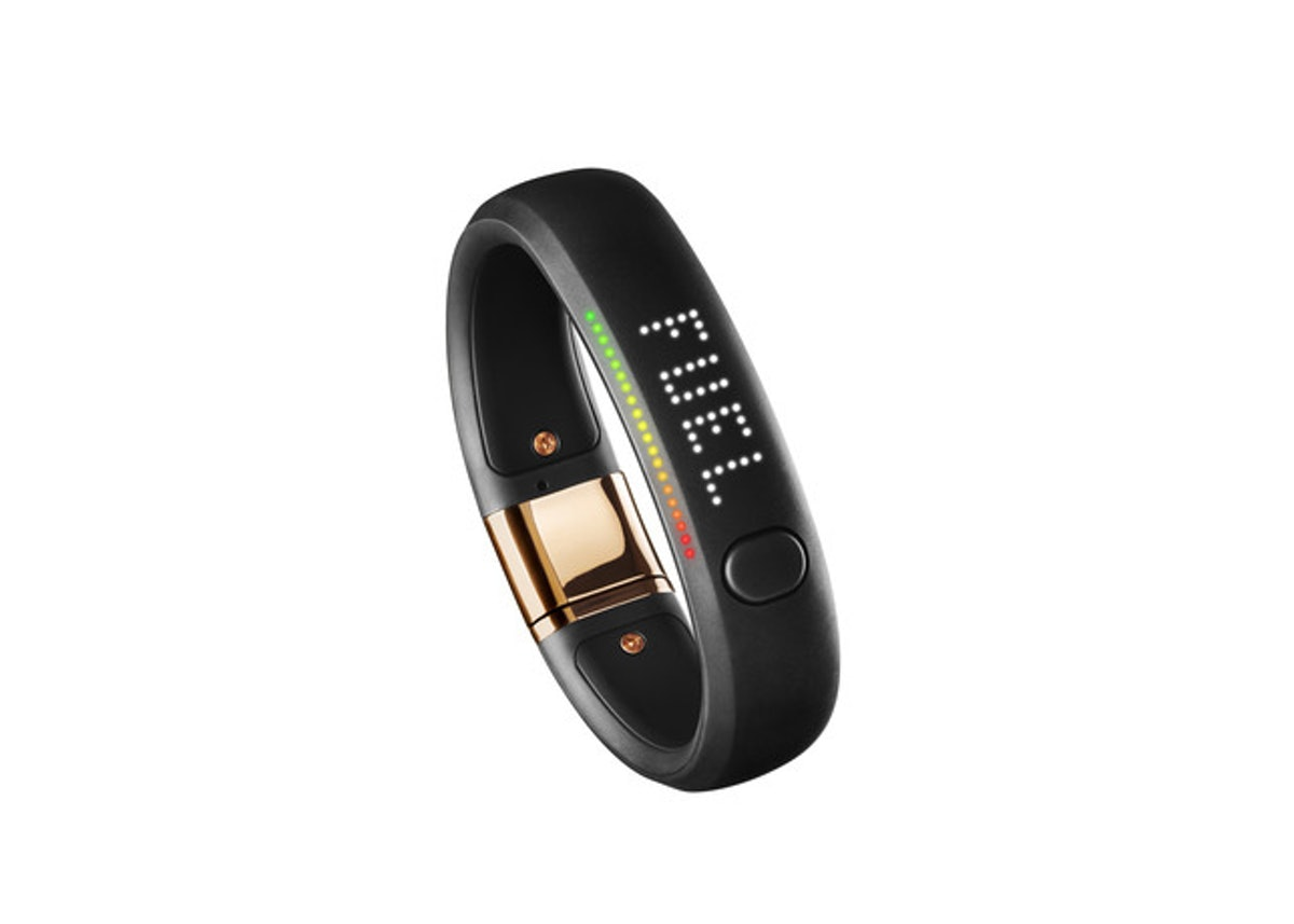Nike+ Fuelband SE in rose gold
