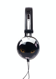 DVF ♥s HVN Cat Headphones and Playbutton