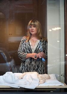Alison Gingeras at OKO.