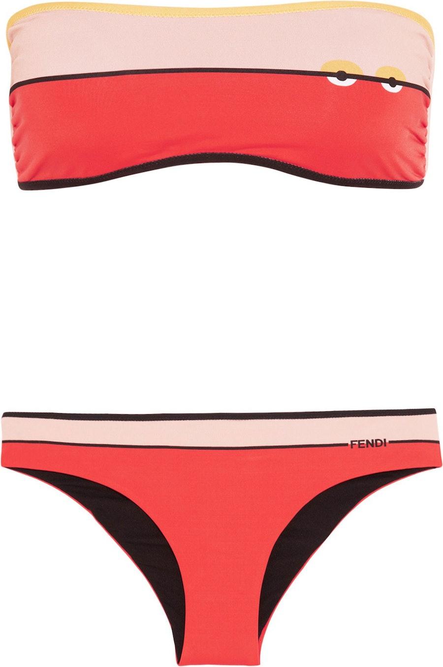 Fendi bikini, $330, [net-a-porter.com](http://www.net-a-porter.com).