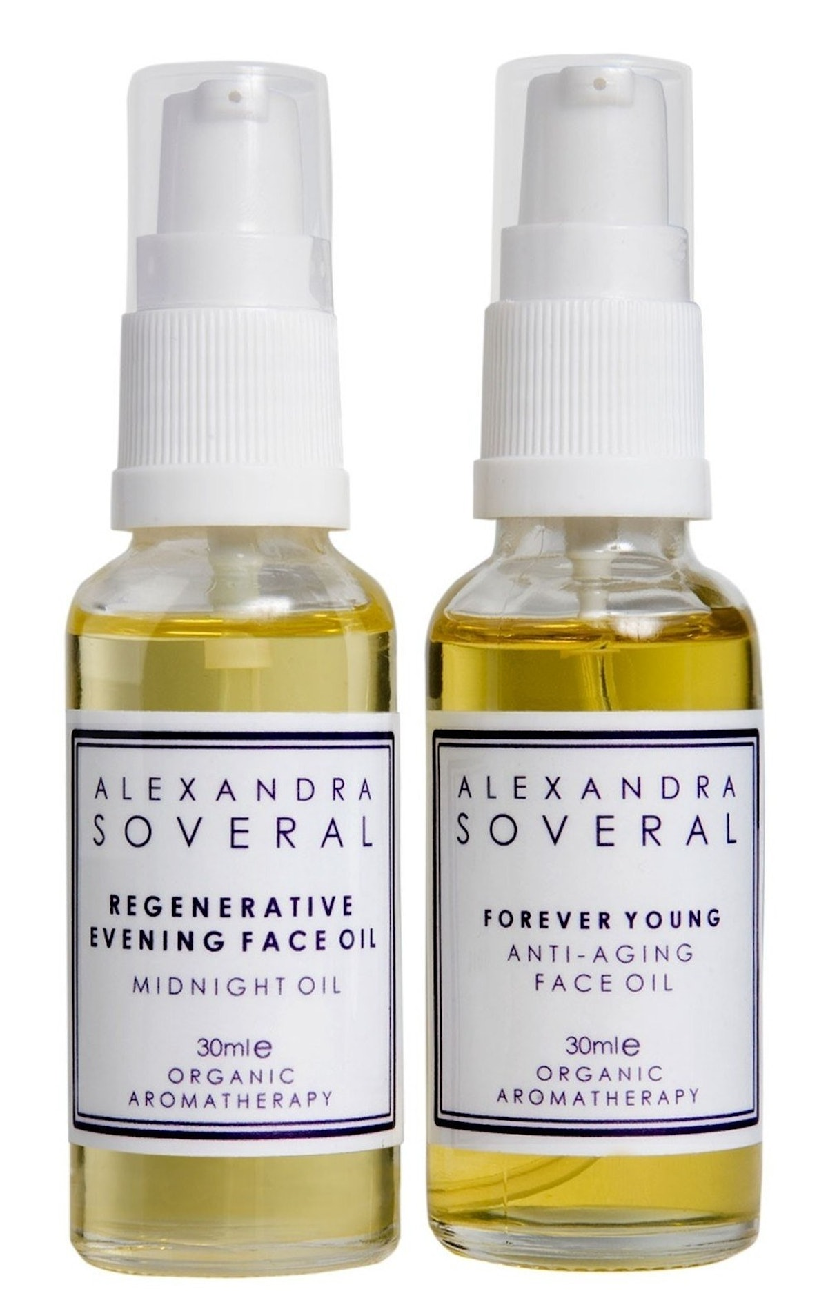 Forever Young Anti Aging Face Oil, $80, [alexandrasoveral.co.uk](http://alexandrasoveral.co.uk/ourshop/prod_203315-FOREVER-YOUNG.html).
