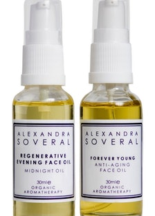 Forever Young Anti Aging Face Oil, $80, [alexandrasoveral.co.uk](http://alexandrasoveral.co.uk/oursh...