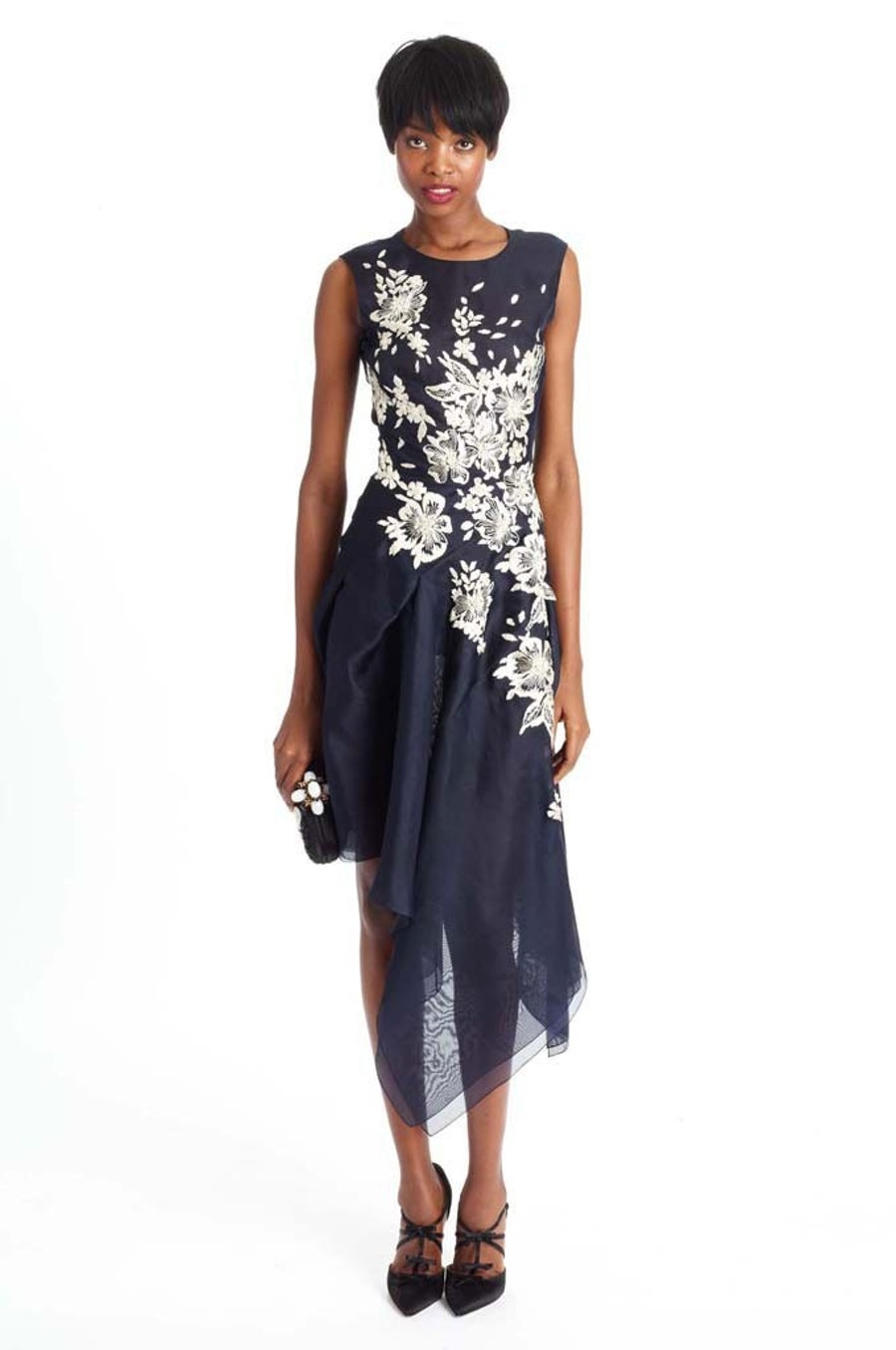 Oscar de la Renta Pre-Fall 2014. Photo: courtesy of the designer.