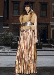 Givenchy Pre-Fall 2014. Photo: courtesy of the designer.